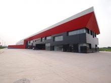 中国の太倉工場が稼動