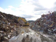 東日本大震災の震災廃棄物処理を支援