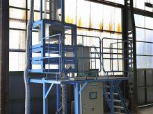 世界初 タンタルコンデンサ回収ラインを構築
